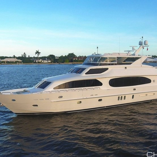"""M/Y Lady Deena 2   5-Star Crew! """"I just cannot say enough about the crew - every one of them was amazing."""""""