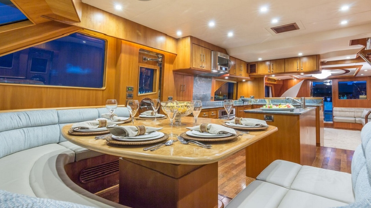Galley Dining