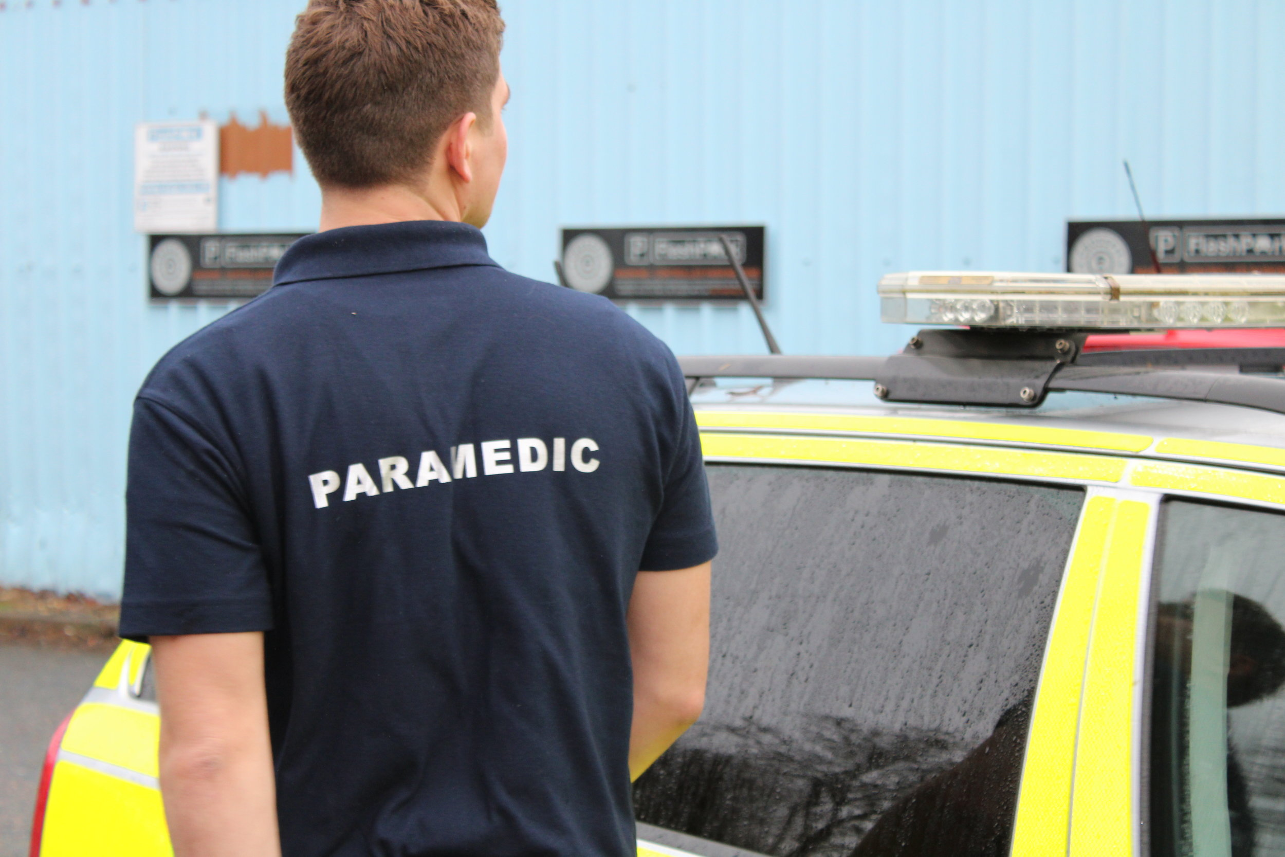 Paramedics For High Risk Scenes - We supply registered paramedics and fully equipped double crewed A&E ambulances for high risk film and tv shoots.We also have a range of specialist paramedics with skills such as remote medicine and offshore experience.We have worked on numerous films and studio shows and also provided support for medical tv series.Call us today for a quote on 0203 627 9042.