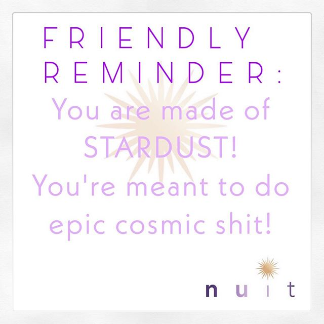#mondaymotivation 💫✨ you got this, Stardust! 🙌🏽🤸🏽‍♂️✨