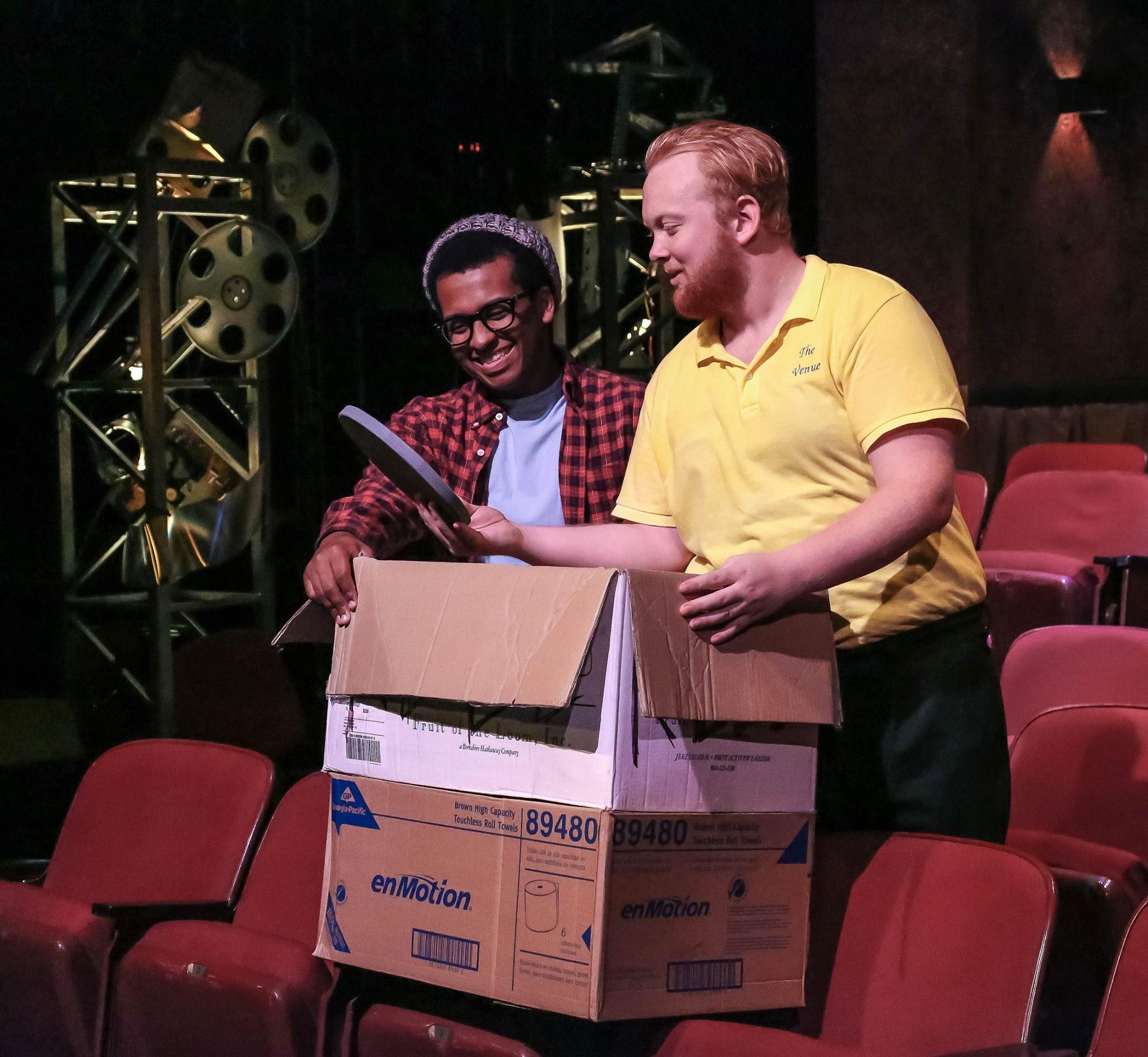 THE FLICK | Gainesville Theatre Alliance