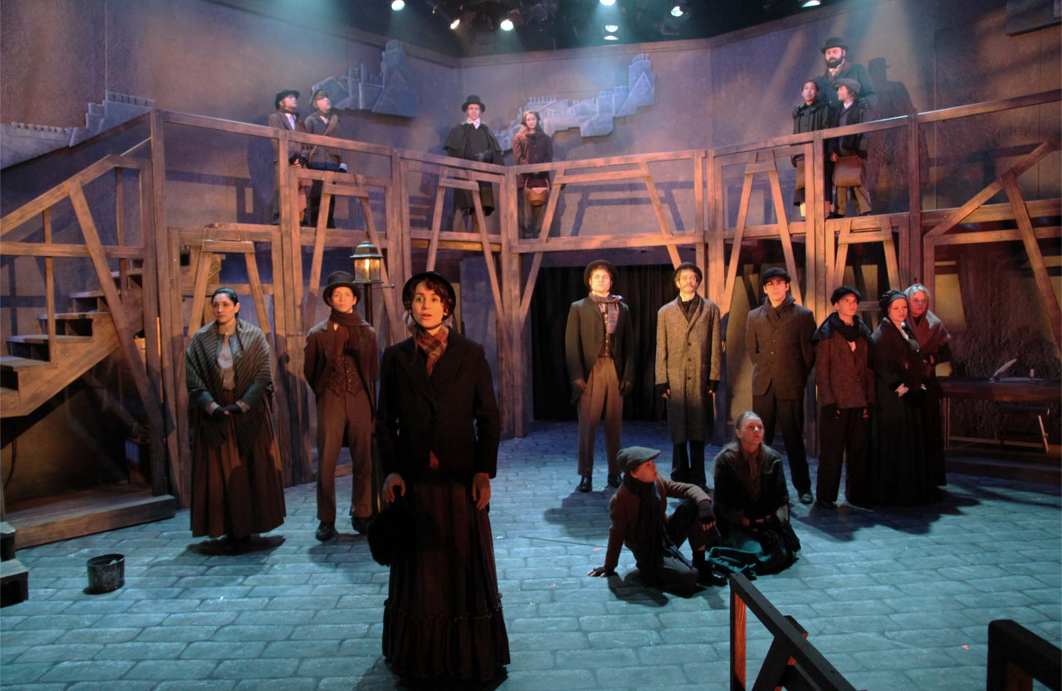 A CHRISTMAS CAROL | Perseverance Theatre