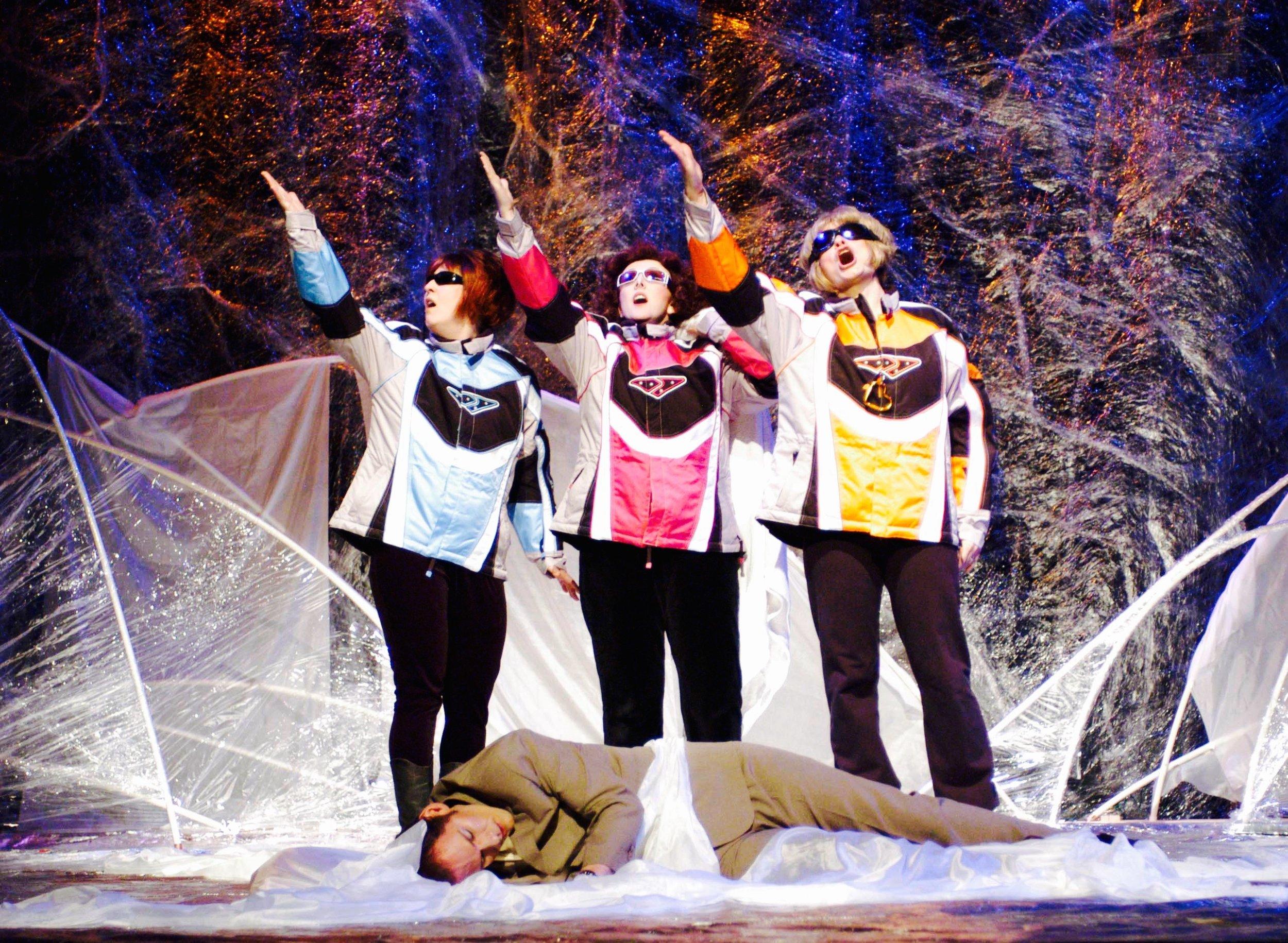 ARCTIC MAGIC FLUTE | Opera to Go