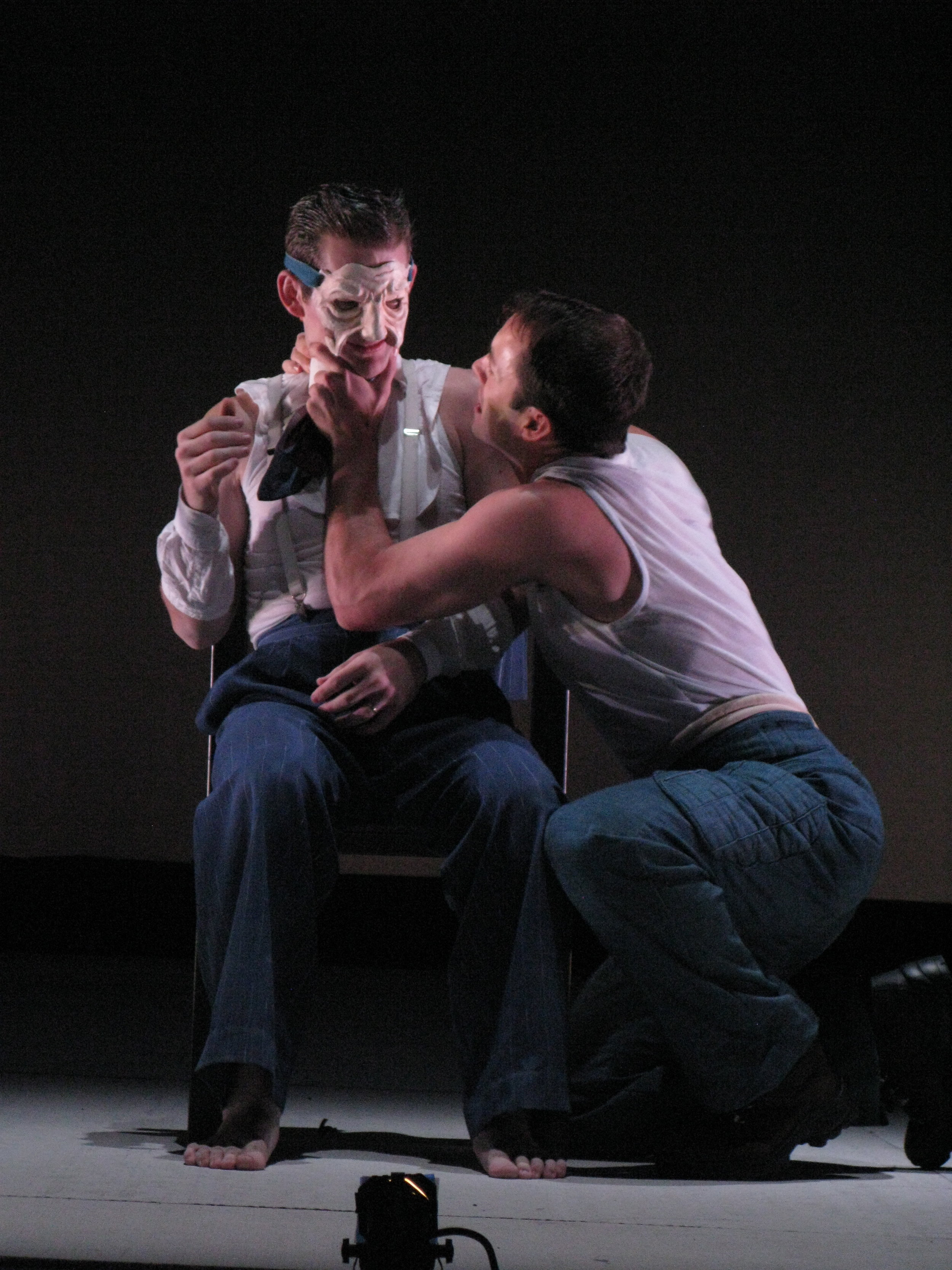 DEATH OF A SALESMAN | Theater Mitu, dir. Rubén Polendo