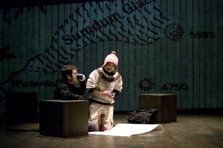 THE BLUE BEAR | Perseverance Theatre, dir. Leon Ingulsrud