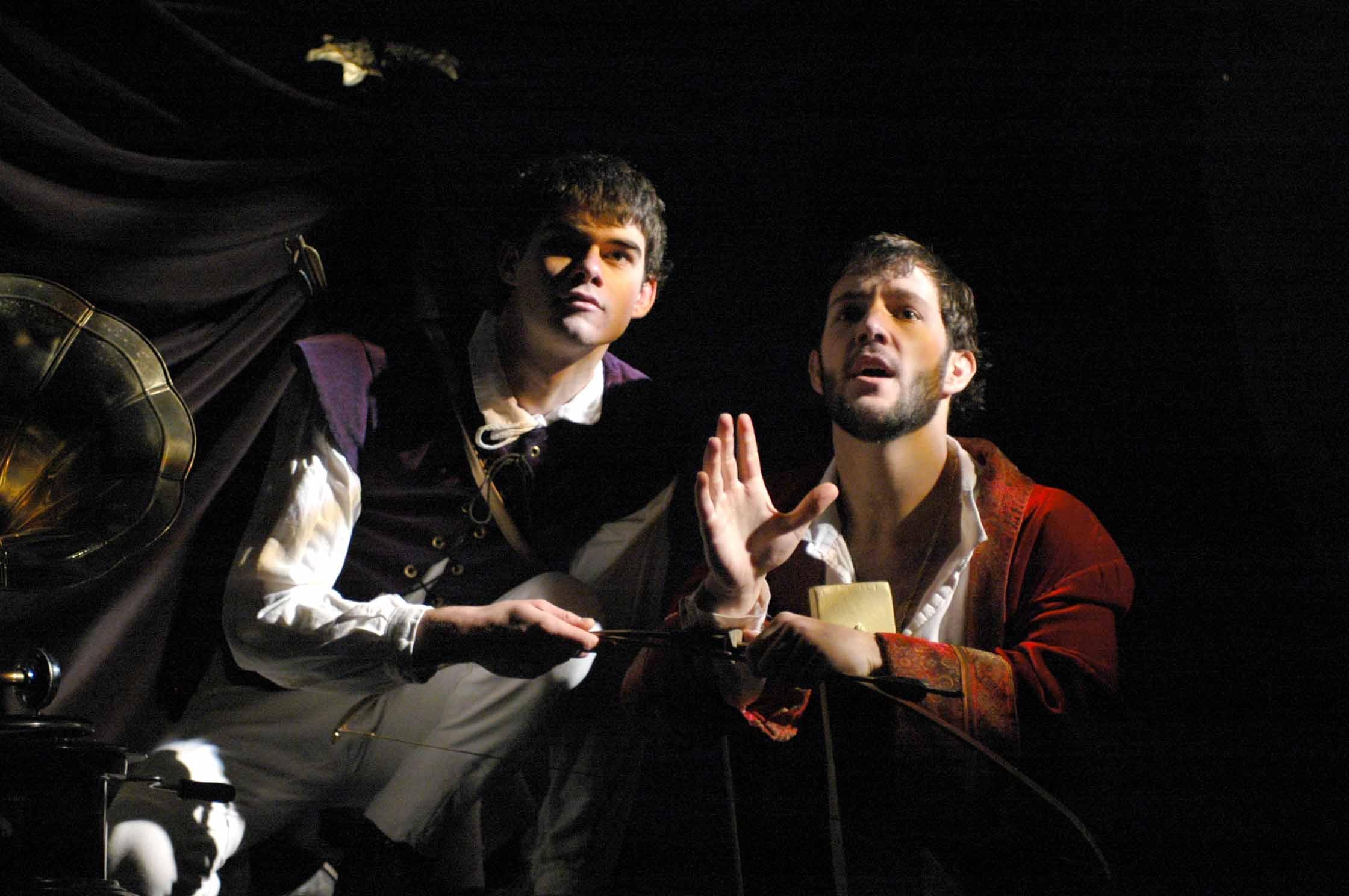 TWELFTH NIGHT | Perseverance Theatre, dir. PJ Paparelli