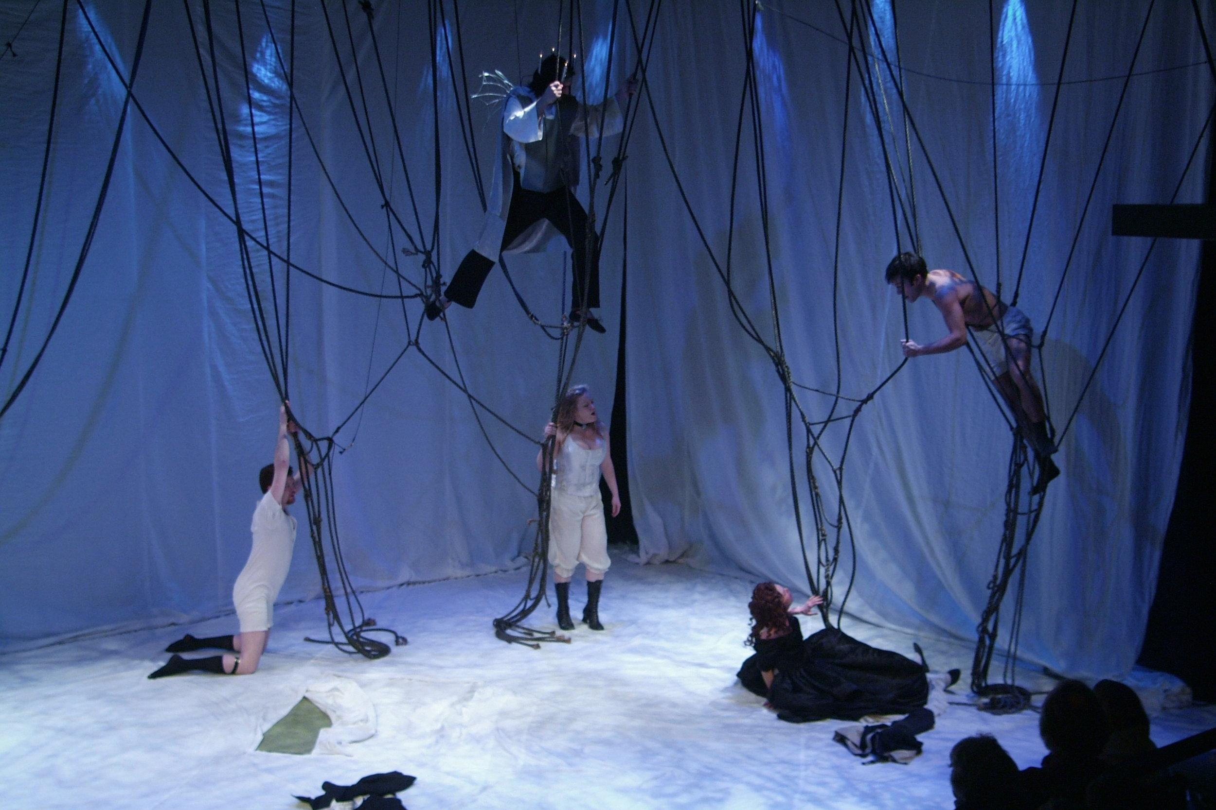 A MIDSUMMER NIGHT'S DREAM | Perseverance Theatre, dir. PJ Paparelli
