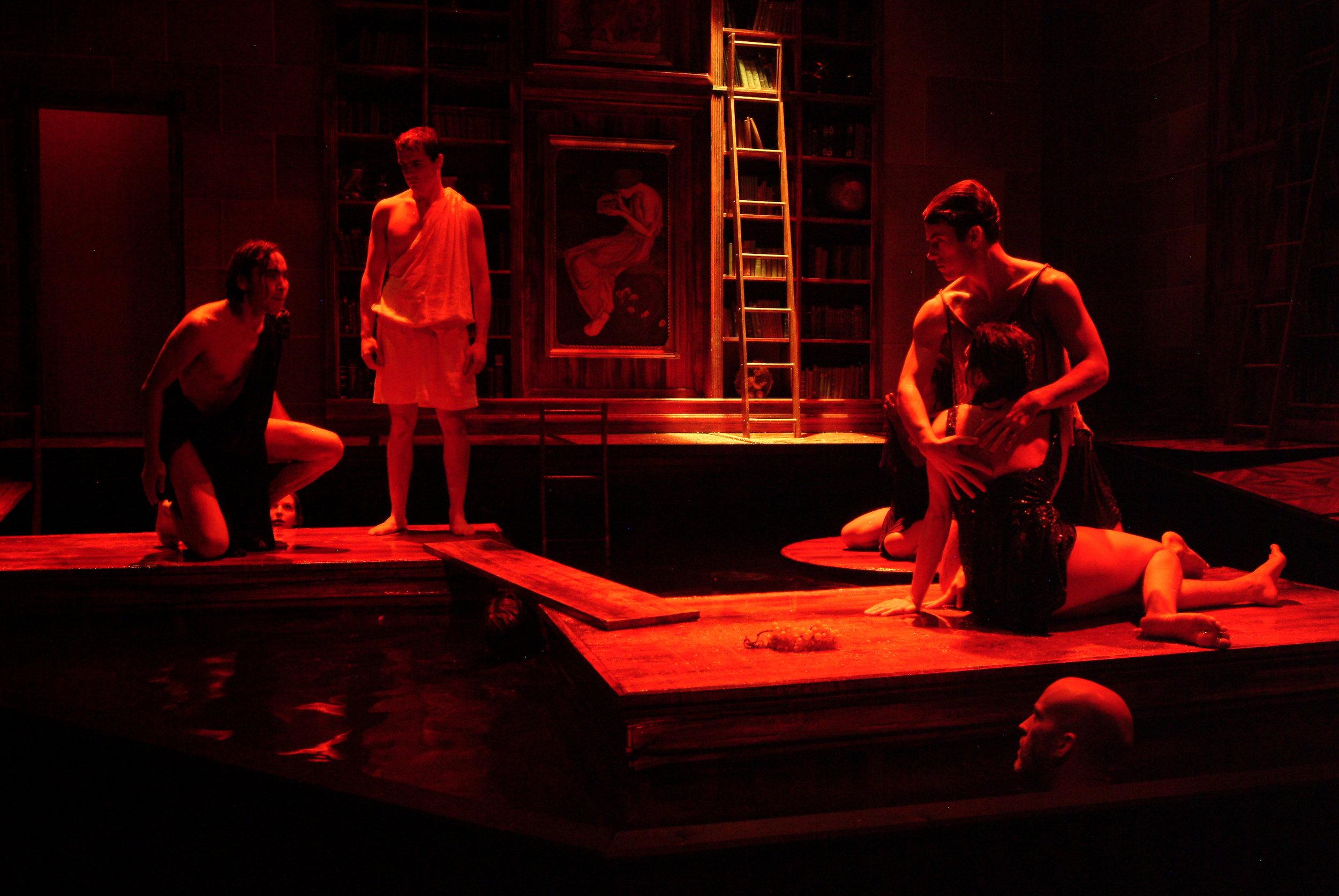 METAMORPHOSES | Perseverance Theatre, dir. Dave Hunsaker