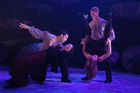 A MIDSUMMER NIGHT'S DREAM | Aquila Theatre Co, dir. Robert Richmond
