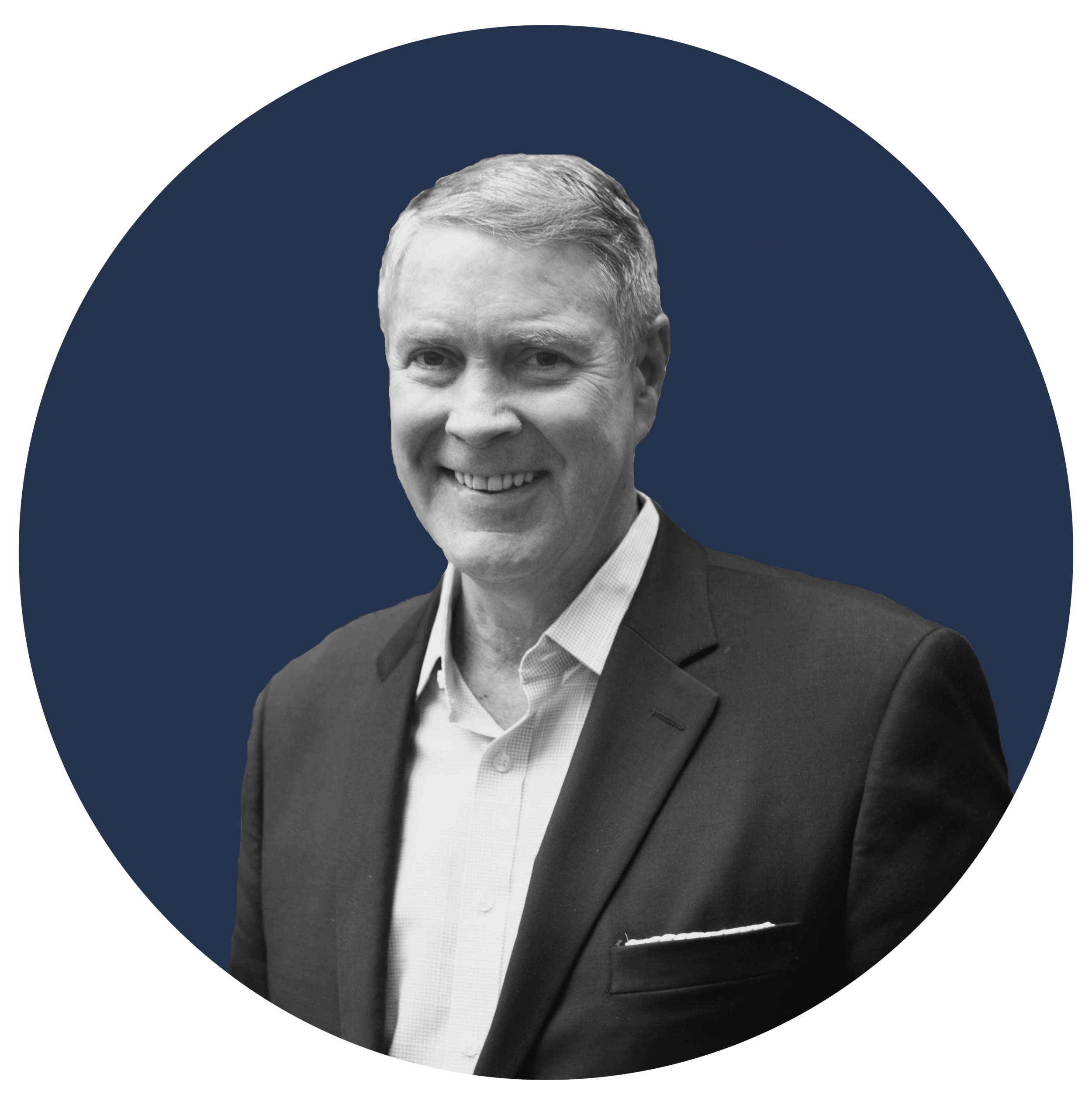 Bill Frist Black and White Circle.png