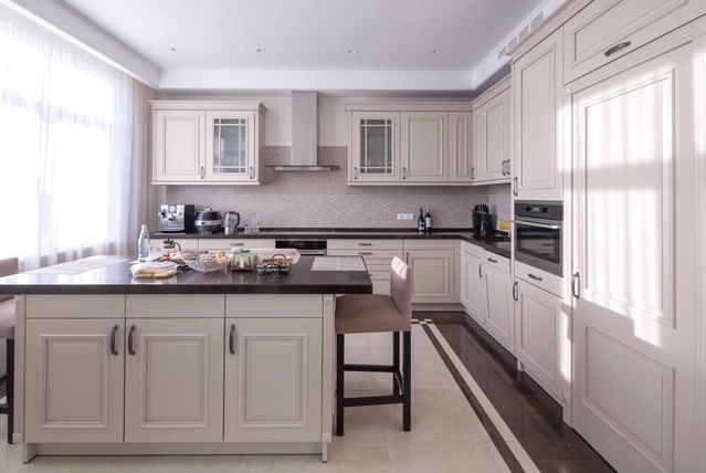 Perfect finish every time - We can talk you through your options and give our expert advise in colour and style to give you a kitchen to be proud of.