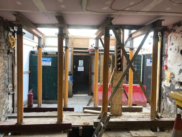 Front Elevation Structural Support Works Unit 259.jpg