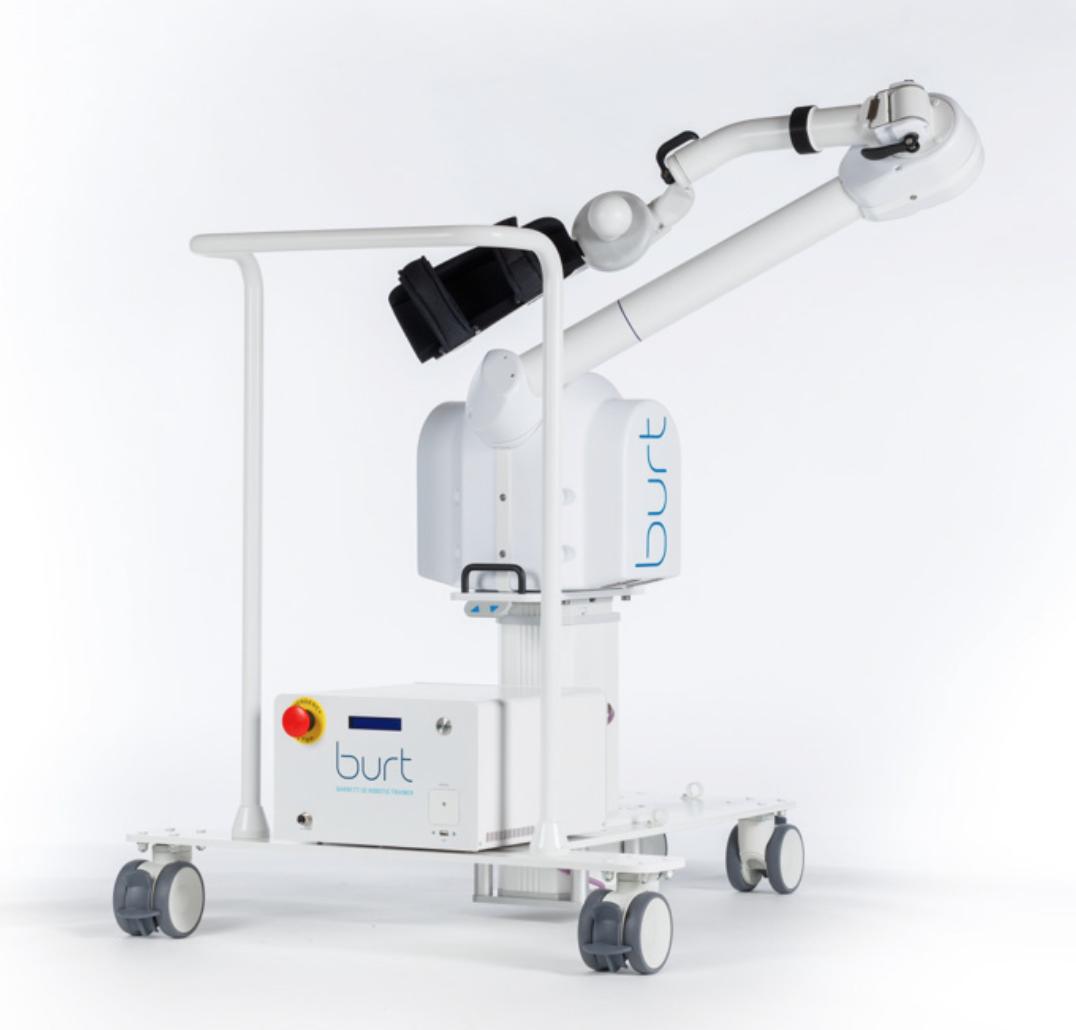 In 2018 Barrett begins its first hospital deployments of Burt®.