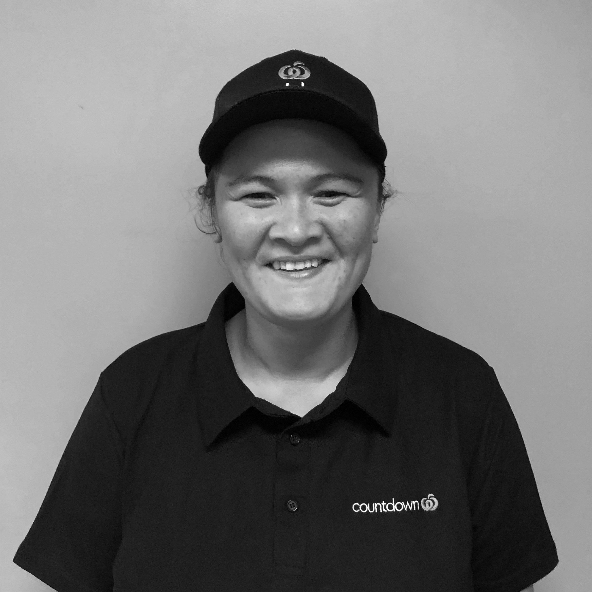 Cherise Redden - Countdown Meat & Seafood - AucklandUPPER NORTH ISLAND REGIONAL JOINT WINNER