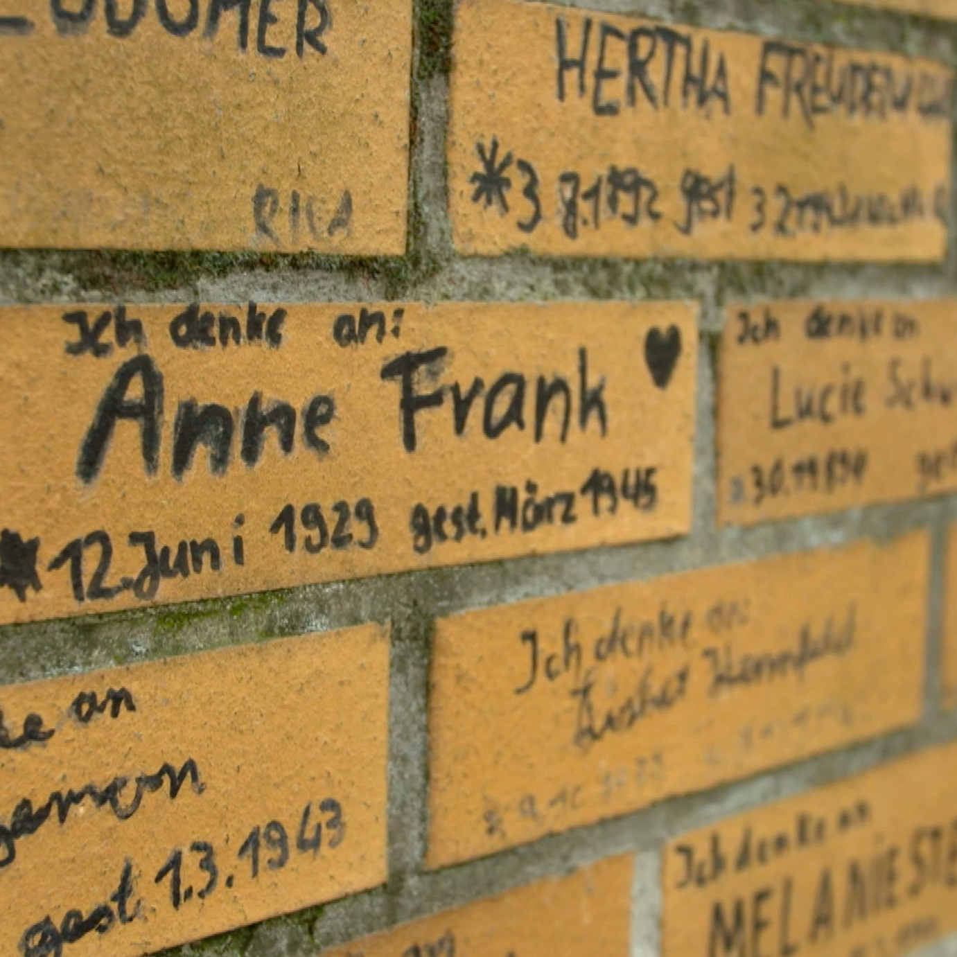 This Wall Brings People Together - Students at this Berlin elementary school, built on the site of a synagogue, have been building a wall for the past two decades. It delivers a powerful message about community.Read more