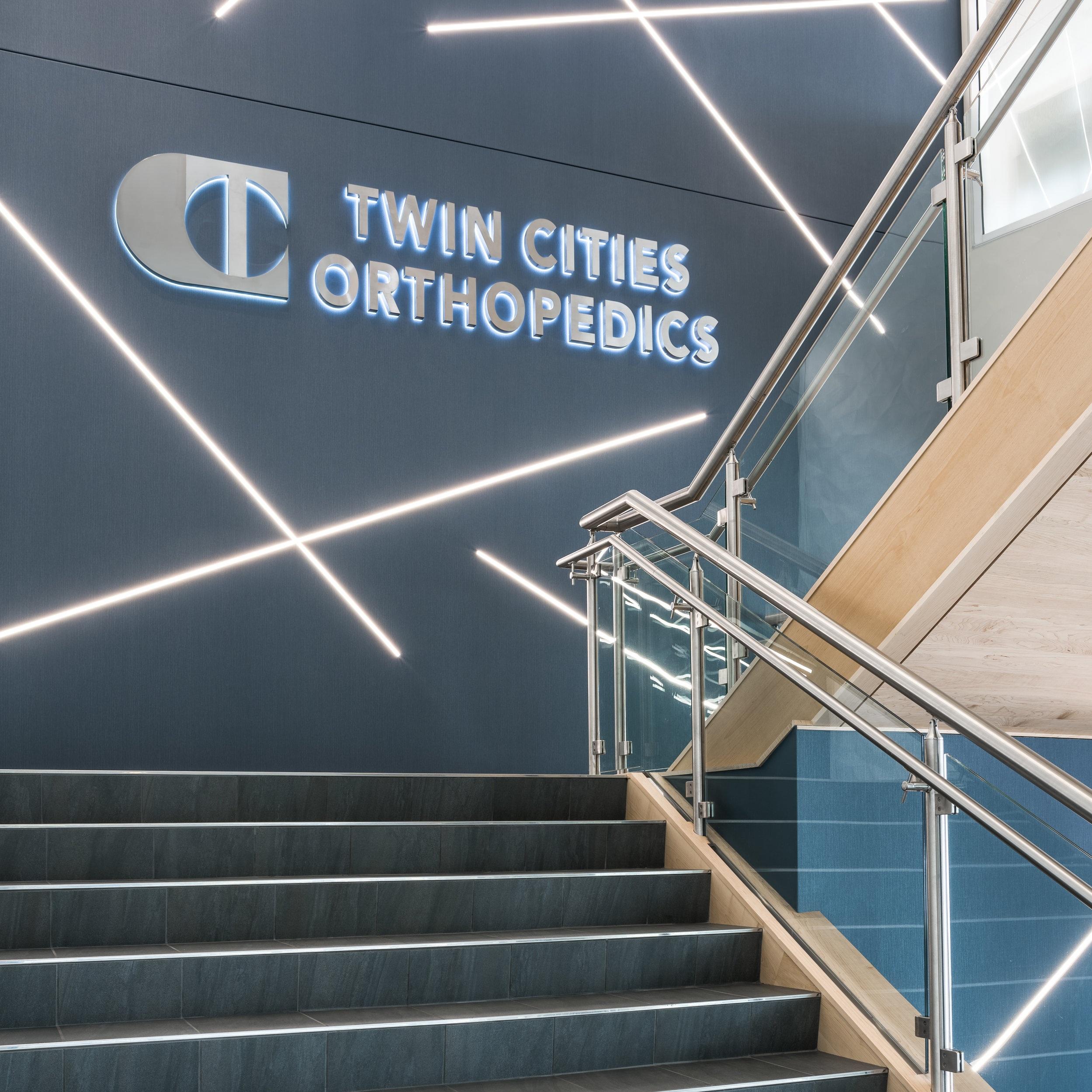 Twin Cities Orthopedics Eagan   Eagan, MN