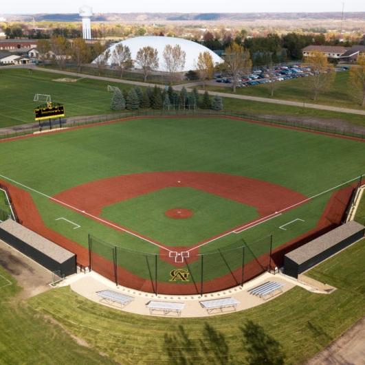 Gustavus Adolphus College – Men's Baseball Facility   St. Peter, MN