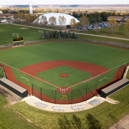 Gustavus Adolphus College – Men's Baseball Facility   St. Peter, MN