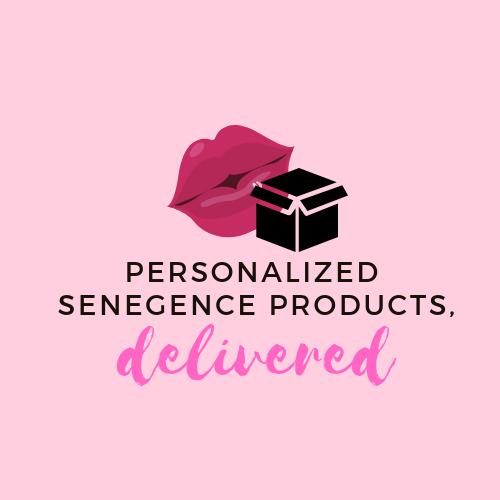 Beauty Box   Kissable Lips Promo Box   SeneGence Subscription Makeup Box   San Diego SeneGence distributor Leslie Henderson