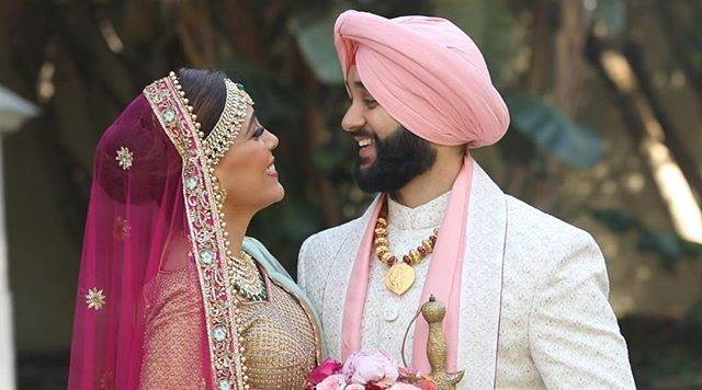 "Simranjit ""Simran"" Singh & Harsharandeep ""Harry"" Sanghera same day edit will be posted soon! . . Vendor Lineup: Cinematography: @roblesvideo Photography: @linandjirsa  Coordinator: @shilpapatelevents & @bestdreamweddings  Makeup: @dolledupbylulu  Mehndi: @desairachana  DJ: @soubdnarion & @kinghofficial  Caterer: Delhi Palace Ceremony: Walnut Gurdwara Luncheon: @rennewportbeach  Reception: @thepacificpalmsresort . . #walnutgurdwara #pacificpalmsweddings  #newportbeachrenaissance  #renaissancenewportbeach  #mybigfatindianwedding #indianwedding #indianceremony #indianweddingfilm #indianweddinghighlights #indianweddingvideo #southasianwedding #indianbride #indiangroom #desiwedding #weddingday #weddingfilm #weddingvideo #weddingcinematography #cinematography #weddinginspiration #roblesvideo #sikhceremony #sikhweddding #sikhbride #sikhgroom #anandkaraj #punjabiceremony #punjabiwedding #ocweddingdayfilm #ocweddingvideographer (all images are taken from their wedding)"