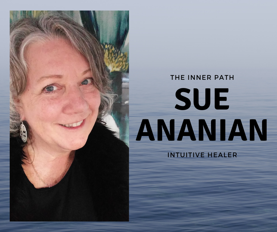 SUE ANANIAN  - Inner Path Online, Spiritual & Holistic Wellness