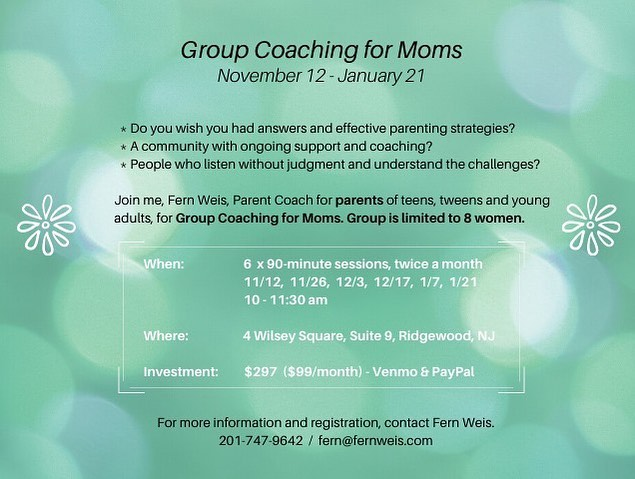 If you're local to #bergencounty consider taking part in this program. It's so valuable on an individual growth level but also an amazing opportunity to network with other moms!!! @fern.weis is an absolutely amazing coach and mentor! Sign up! You won't be sorry! #yinandyangmom #mytimeout #mytimeoutllc #joovy #ridgewoodnj #bergencountynj #hudsoncounty #hudsoncountynj #passaicounty #essexcountynj #rocklandcountyny #glenrock #hohokusnj #paramusnj #saddlebrooknj #northernvalley #pascackvalley #westwoodnj #bergenfieldnj #closter #fortleenj #teanecknj #oaklandnj #mahwah