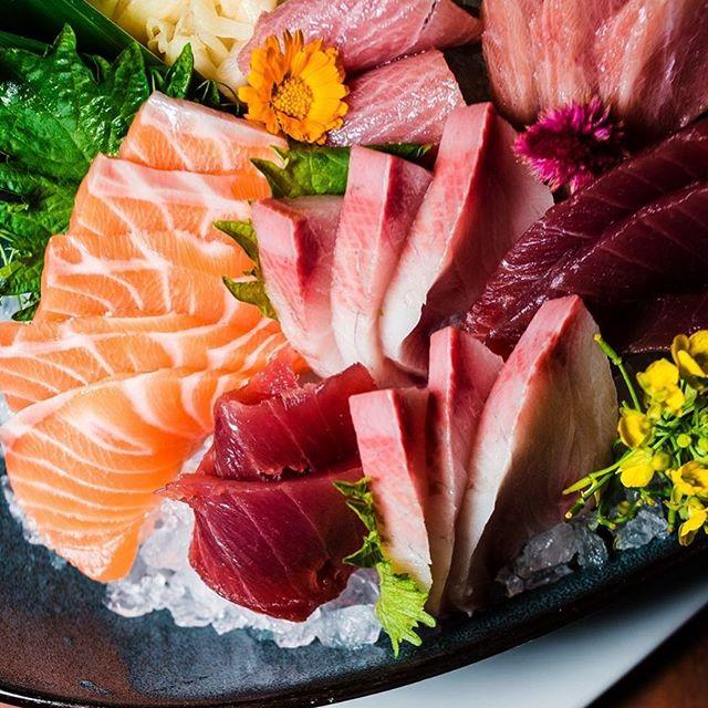 Hello, I'm sashimi. Come and have me ❤️🥢  #naiyara #restaurant #miamibeach #thai #streetthaifood #thairestaurant #thailovers #thaicuisine #sushi #sushilovers #sashimi #japanese #asian #food #sexyfood #foodbloggers #foodlovers #bestrestaurant #miami #naiyaranights #naiyarahot #miamisushi #sashimilovers