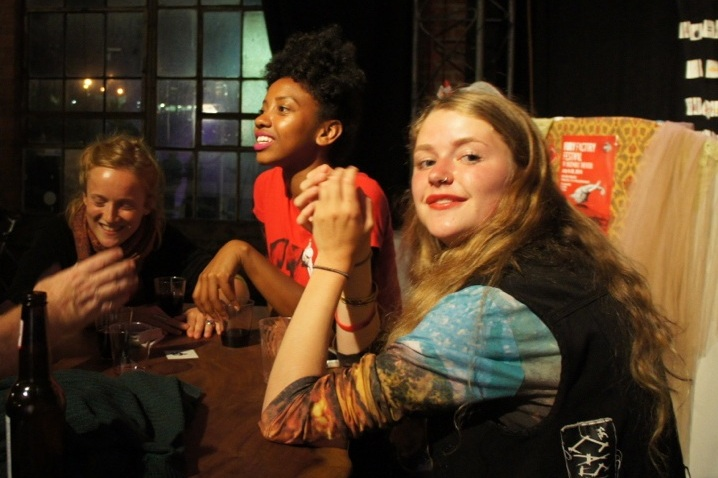 Internships - Looking for Excitement, Awe and Outrage? FoolsFURY's internships are a unique opportunity for aspiring theater makers to work in a small cutting-edge theater ensemble. Email information@foolsfury.org with inquiries.