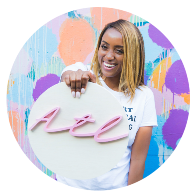 BIANCA RUSH    Co-founder of    Ladies Who Brunch Atlanta
