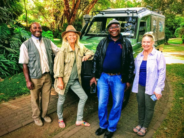 After breakfast, you'll set off with your guide, driver and safari companions en route to El Karuma.
