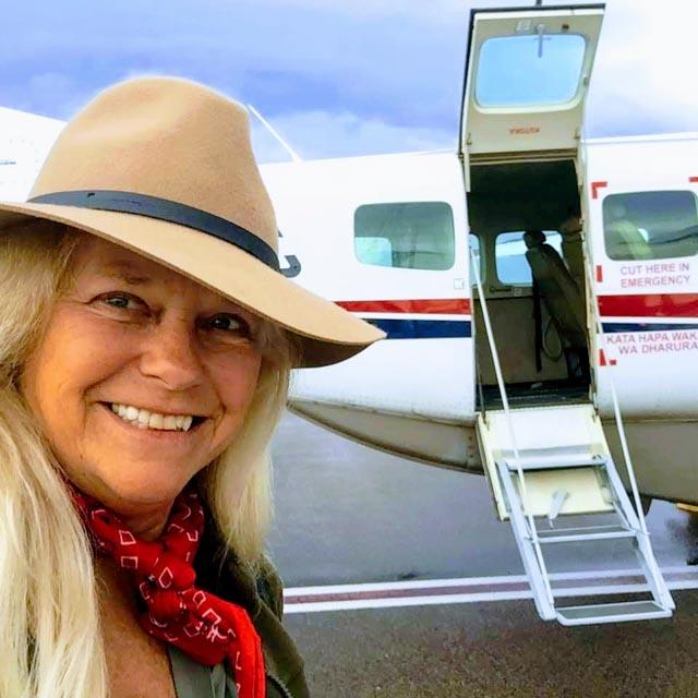 Morning flight to Maasai Mara