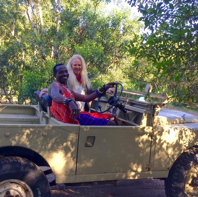 A game drive to remember always!