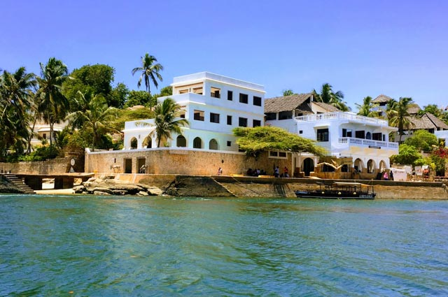 Or, escape to the magical island of Lamu, another add-on available.