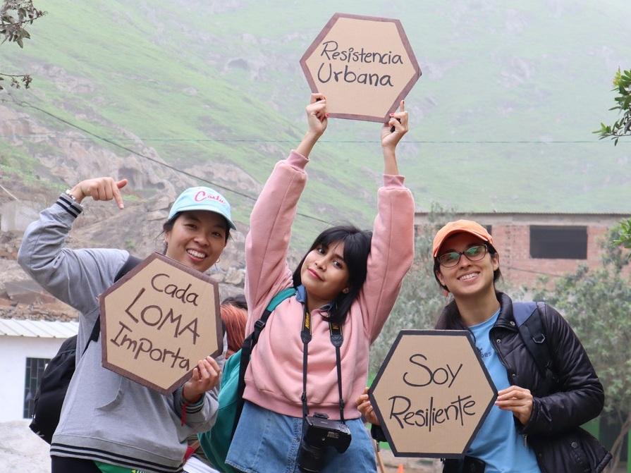 Buscamos jóvenes entre 18 y 35 años, que han desarrollado acciones de conservación y quieren lograr intervenciones de mayor impacto, pero no saben cómo. -