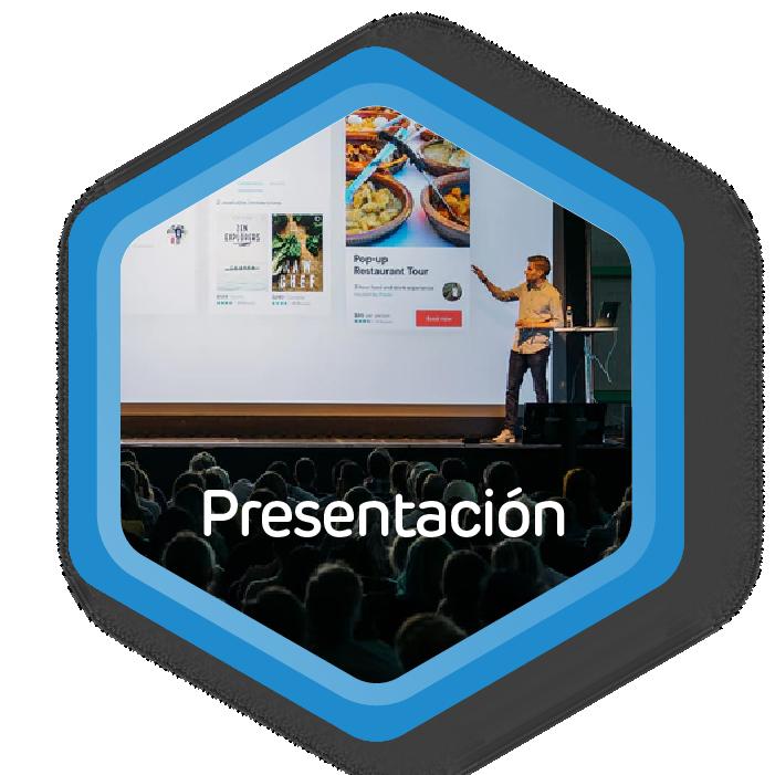 Comunidad - Evento de presentación y clausura con actores de conservación urbana. Un espacio para compartir lecciones aprendidas.