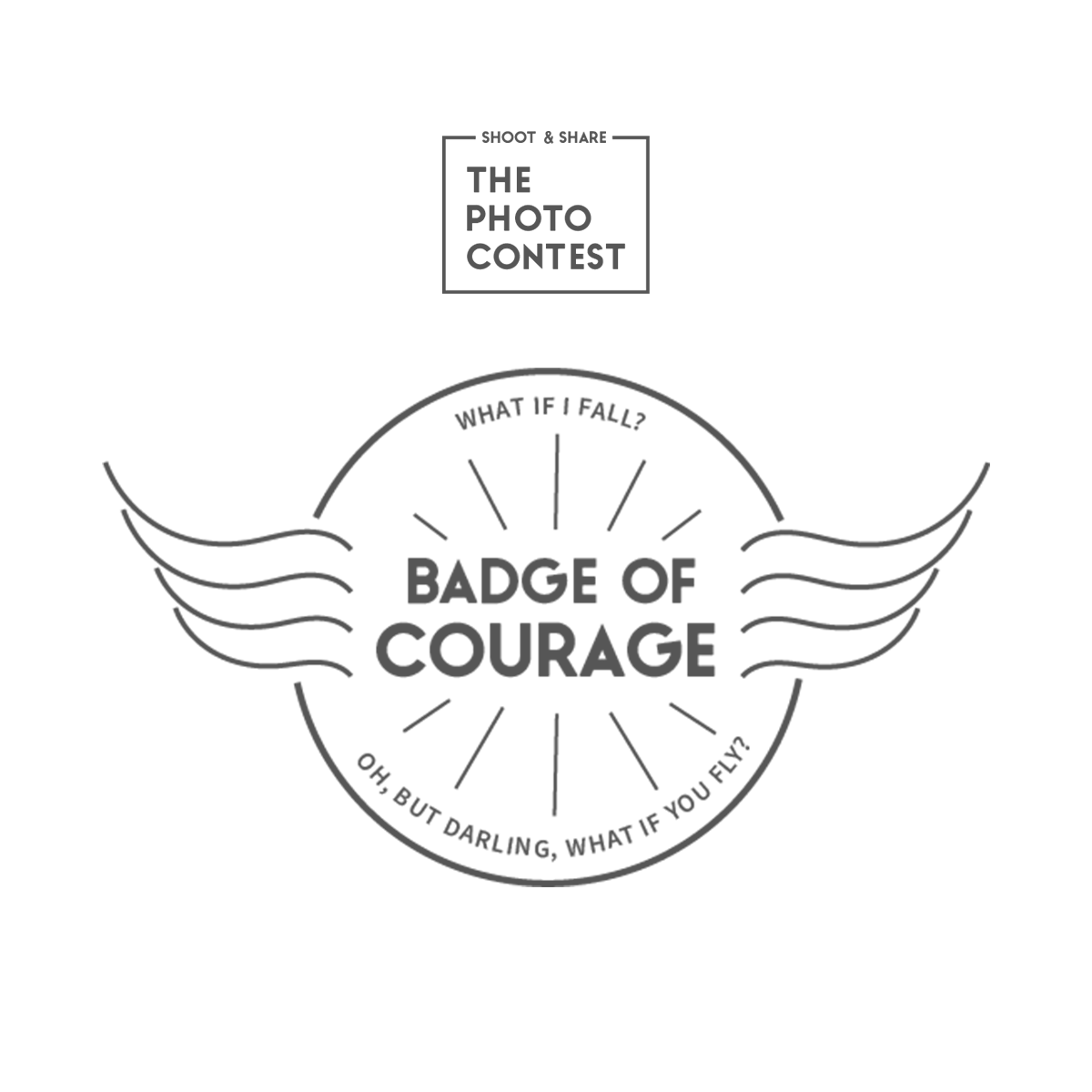 Lucky Sparrows - Award-Winning Wedding Photographers - Shoot & Share Badge Of Courage