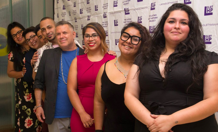 Vision - The Latino GLBT History Project envisions a future where Latinx LGBTQ community members are celebrated and recognized as contributing members of society in the D.C. area leading to a healthier and more prosperous city community.