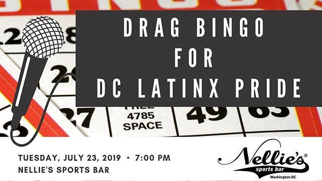 #fundrasier for #dclatinxpride