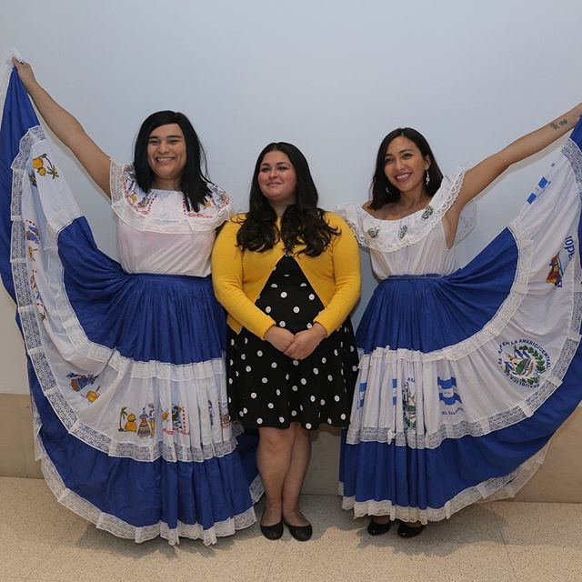 President, Nancy Cañas @fancynancydc last week at @latinoglbthistory 14th Hispanic LGBTQ+ Heritage Awards ceremony. Honoring local #latinxlgbtq leaders. #salvadorianpride #latinxpride #queermom #latinoglbthistoryproject #latinxheritagemonth #dclatinxpride