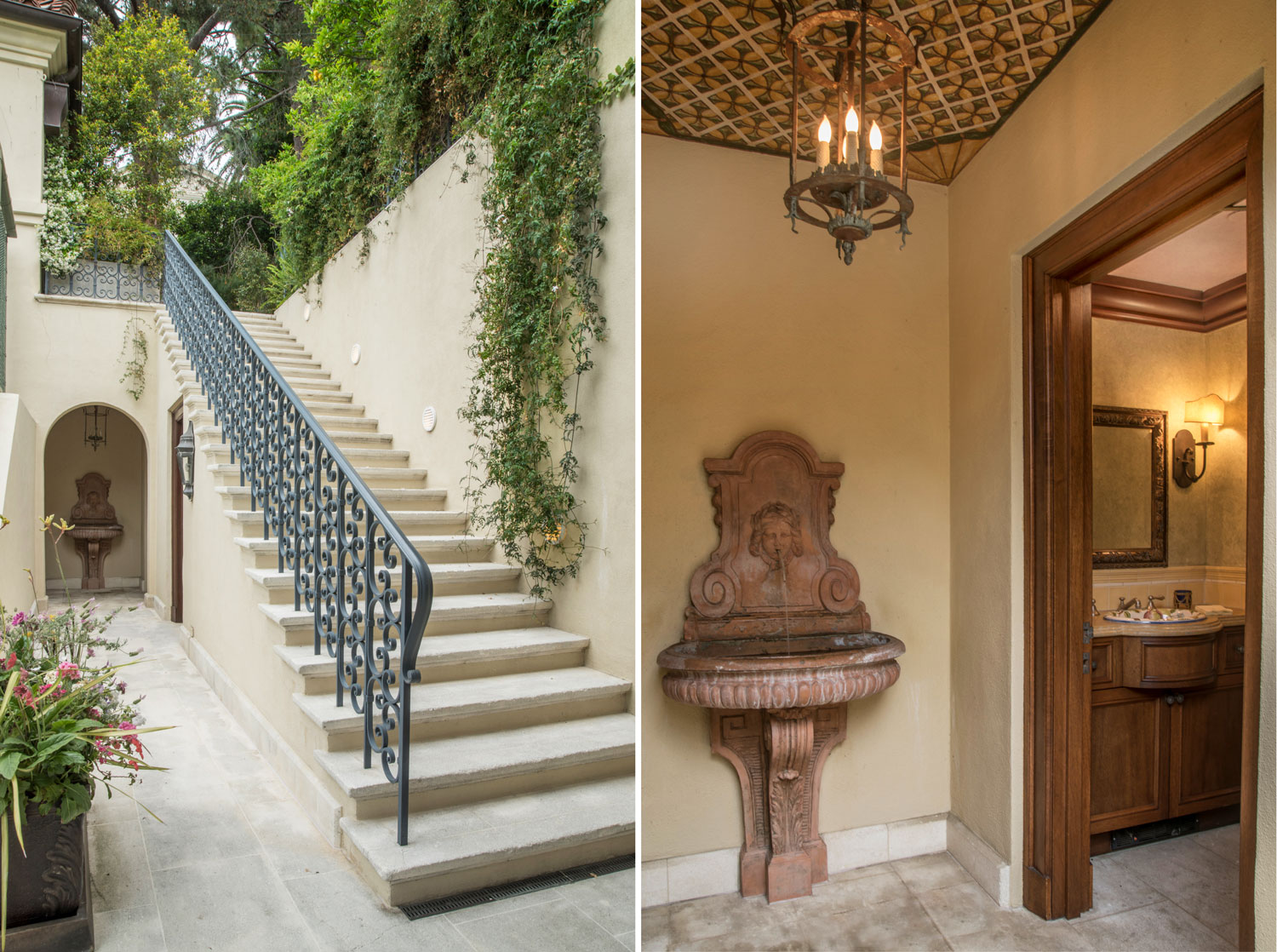 01-traditional-garden-iron-staircase-railing-powder-room-gary-drake-general-contractor.jpg