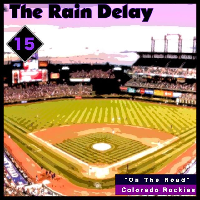 """NEW POD! """"On the Road"""" in #Denver to catch a #Rockies game with @floatlikeabuffalo !  LINK IN BIO! 😎⚾️🎧🎤💪🙌"""