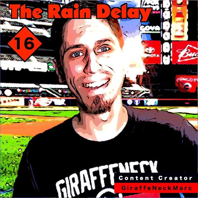 NEW POD! How one conversation completely changed the course of  @giraffeneckmarc content creation journey. We talk that + #Mets #mlbtheshow #youtube & #mlb! 🎤🤫🎮⚾️🎧🔥😎🤝🙌💯