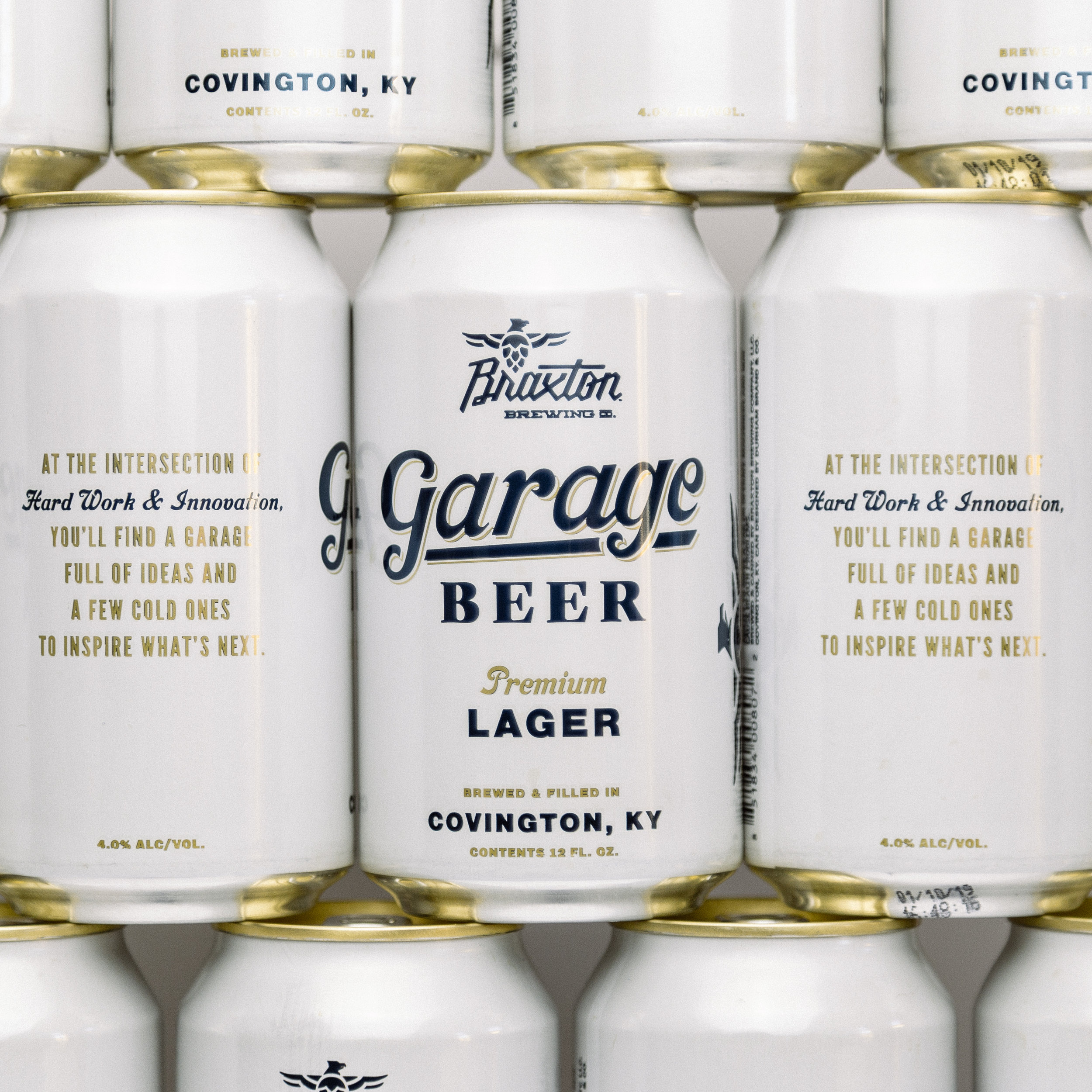 Garage Beer - At the Intersection of Hardwork & Innovation