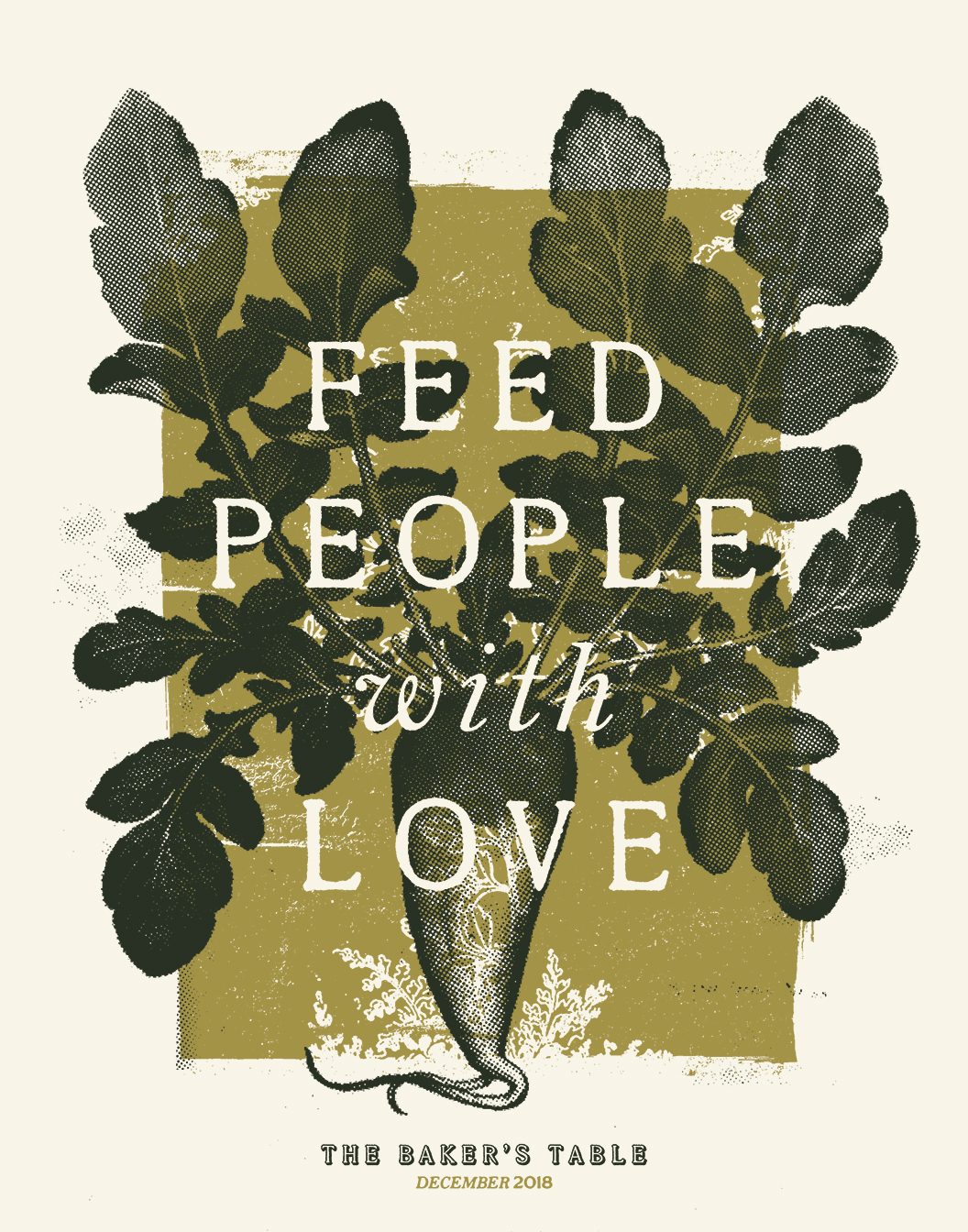 The Baker's Table - Feed People with Love