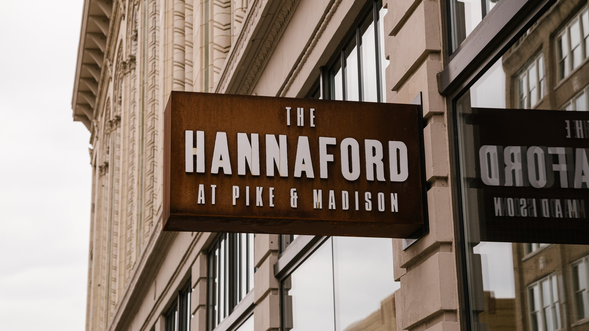 Hannaford - An Uptown Barwith Downtown Grit
