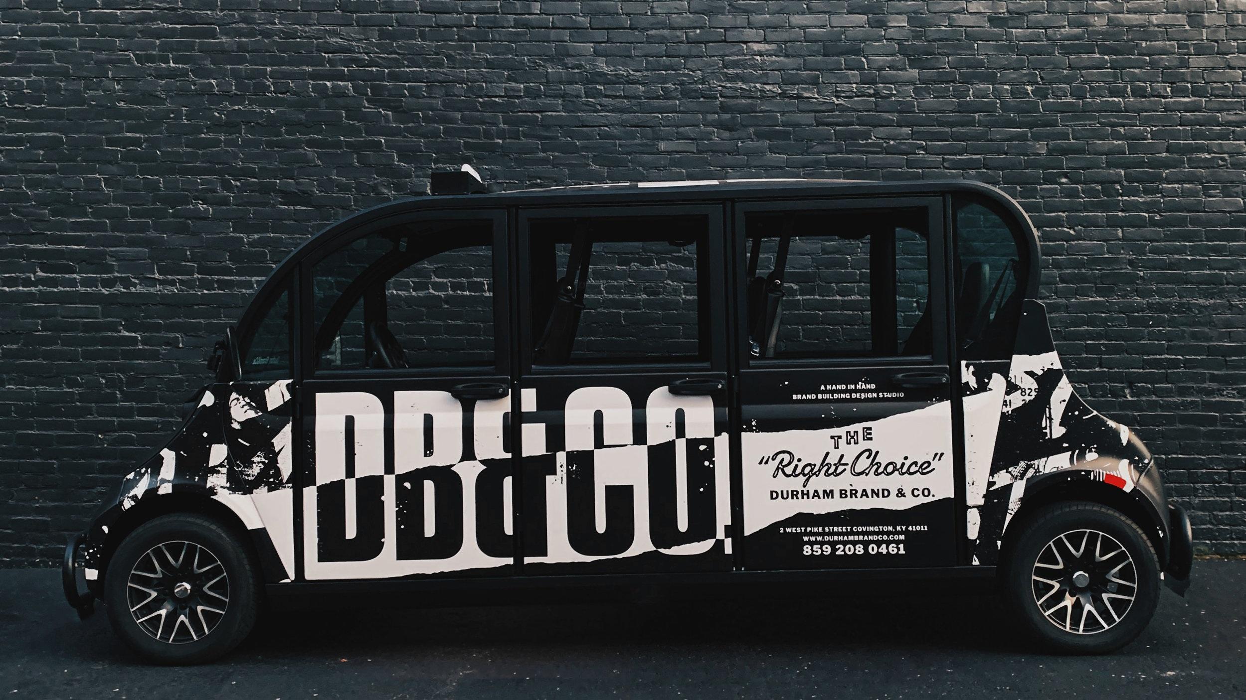 OGGO x DB&Co. - Life's a ride.Enjoy it freely.