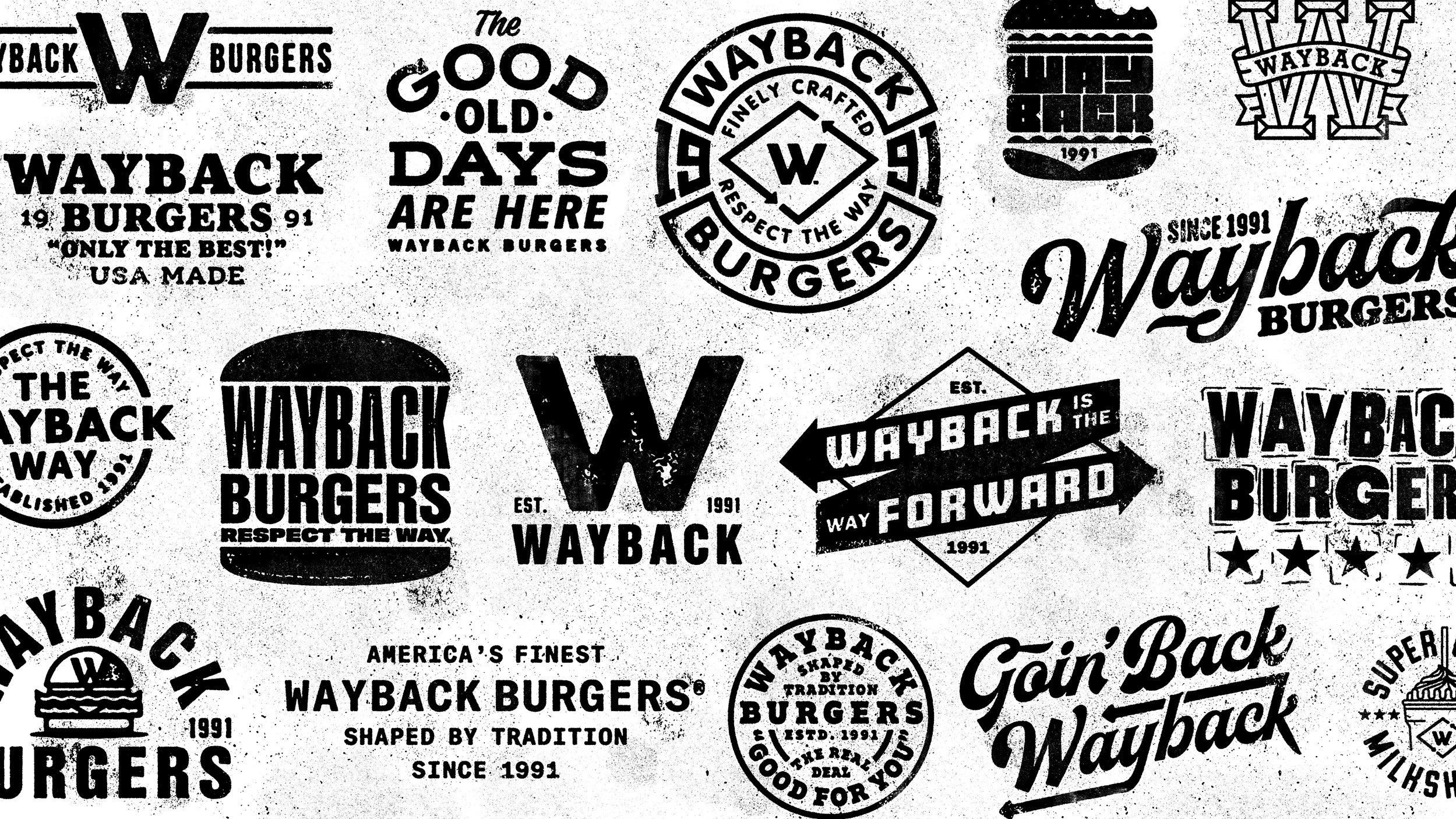 Wayback Burgers - Respect the Way