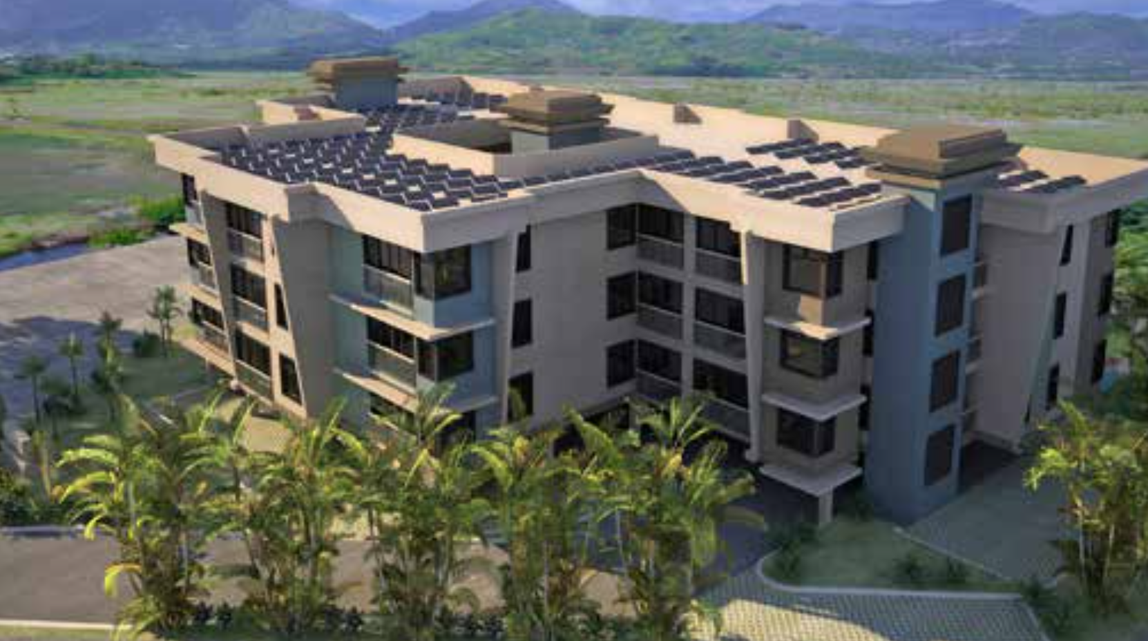 Kihapai Condo Project - Brand new multifamily condominium project in highly sought-after town of Kailua on the islandof Oahu. Two and three bedroom condo configurations boasting up to 600 square feet of living space featuring quality design and sustainable materials.