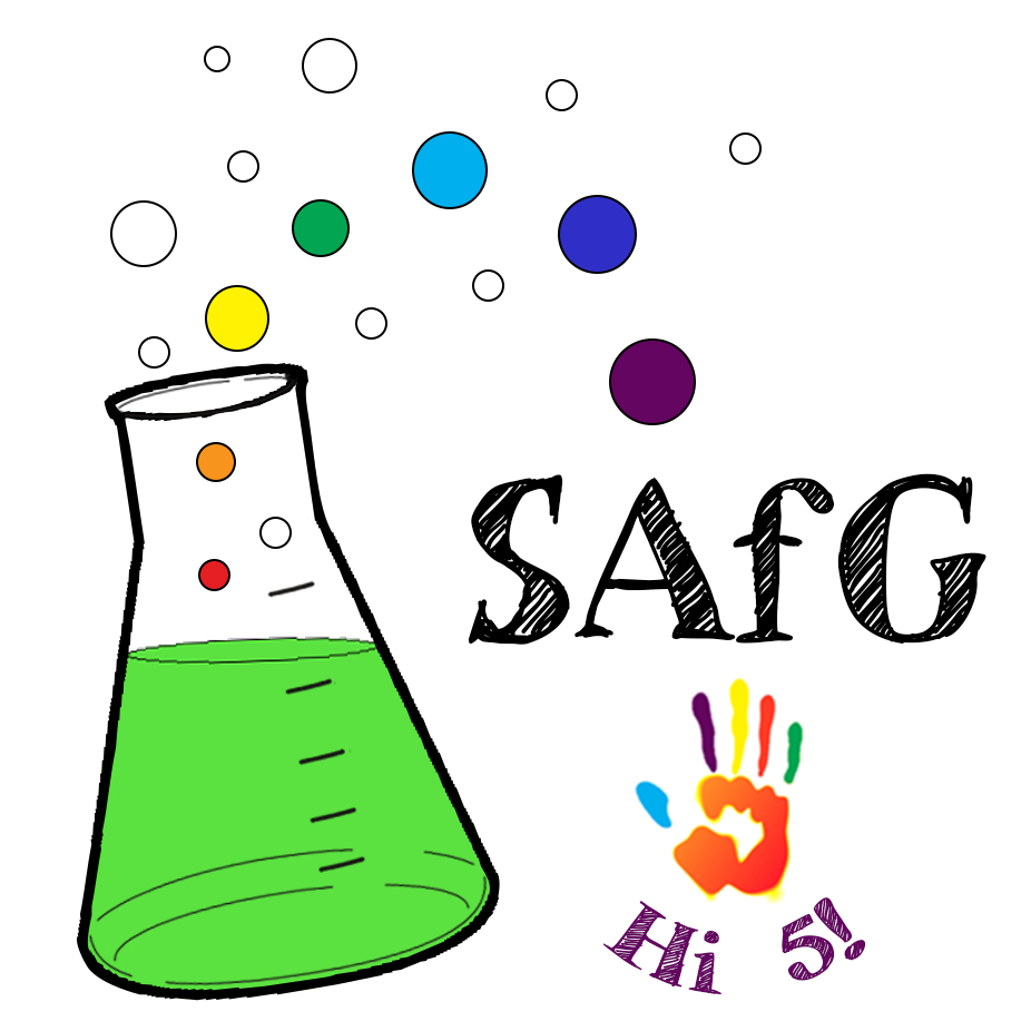 "- Safg is turning 5! Celebrate with us and attend our ""Hi Five event"" on September 28, 2019 from 5:00-8:00pm at the San Francisco Zoo featuring holly liu of kabam as keynote speaker, debbie senesky professor of Aeronautics at stanford and Rachel Haurwitz of caribou biosciences!  SAfG is also excited to have the San Francisco Business Times as the event's media sponsor.To explore these opportunities or create a custom sponsorship contact Courtenay Carr Heuer at CCARR@scientficadventures.org or call (415) 531-5288."