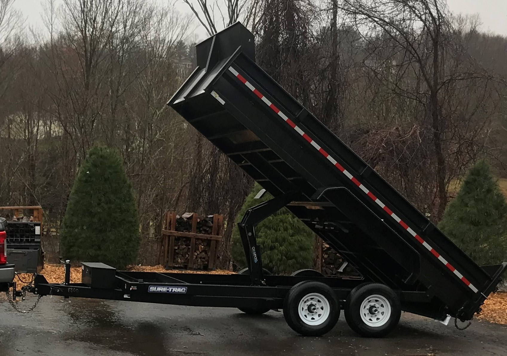 Dump and Equipment Trailers